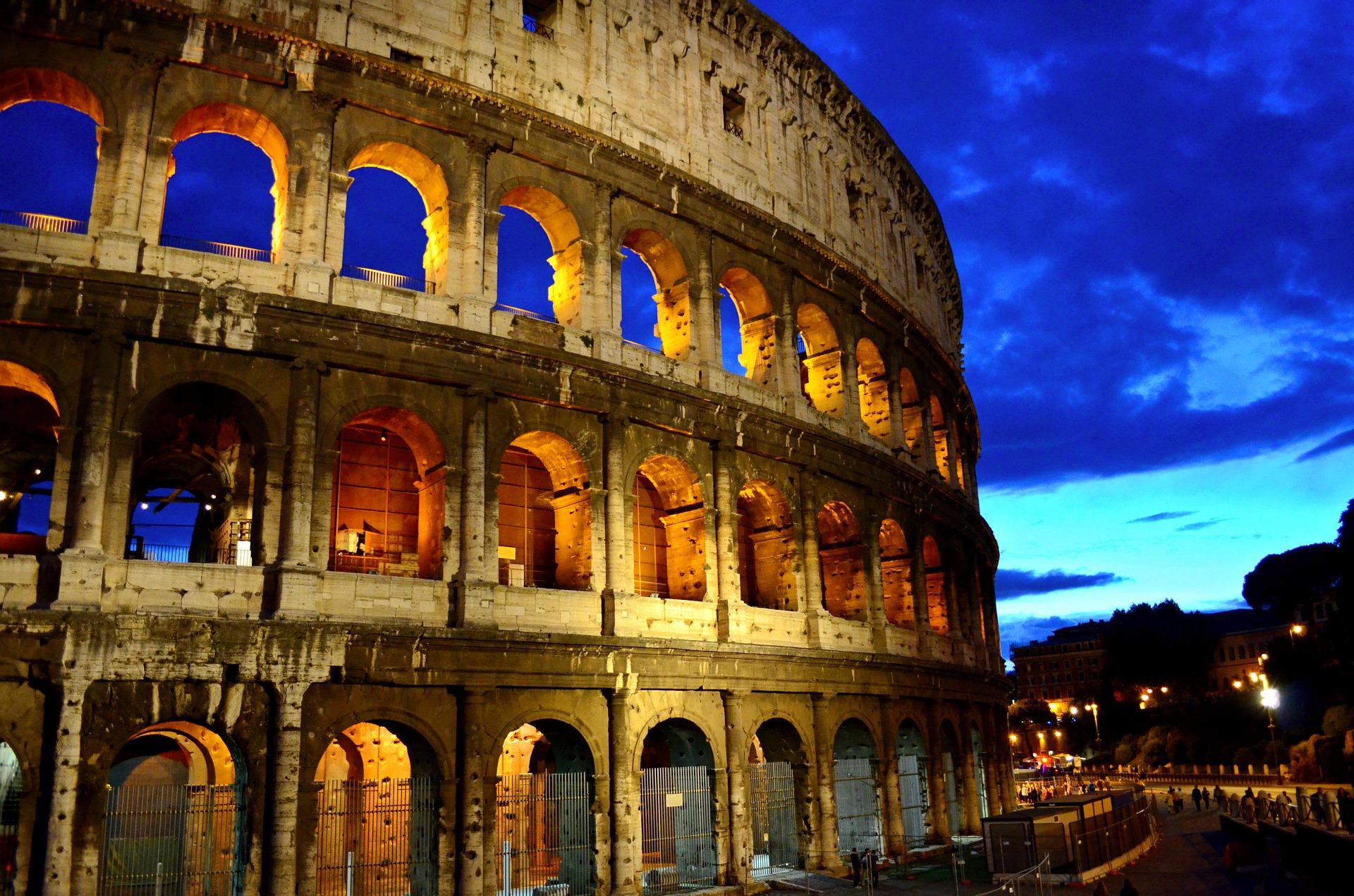 Roma: un capodanno... lunare