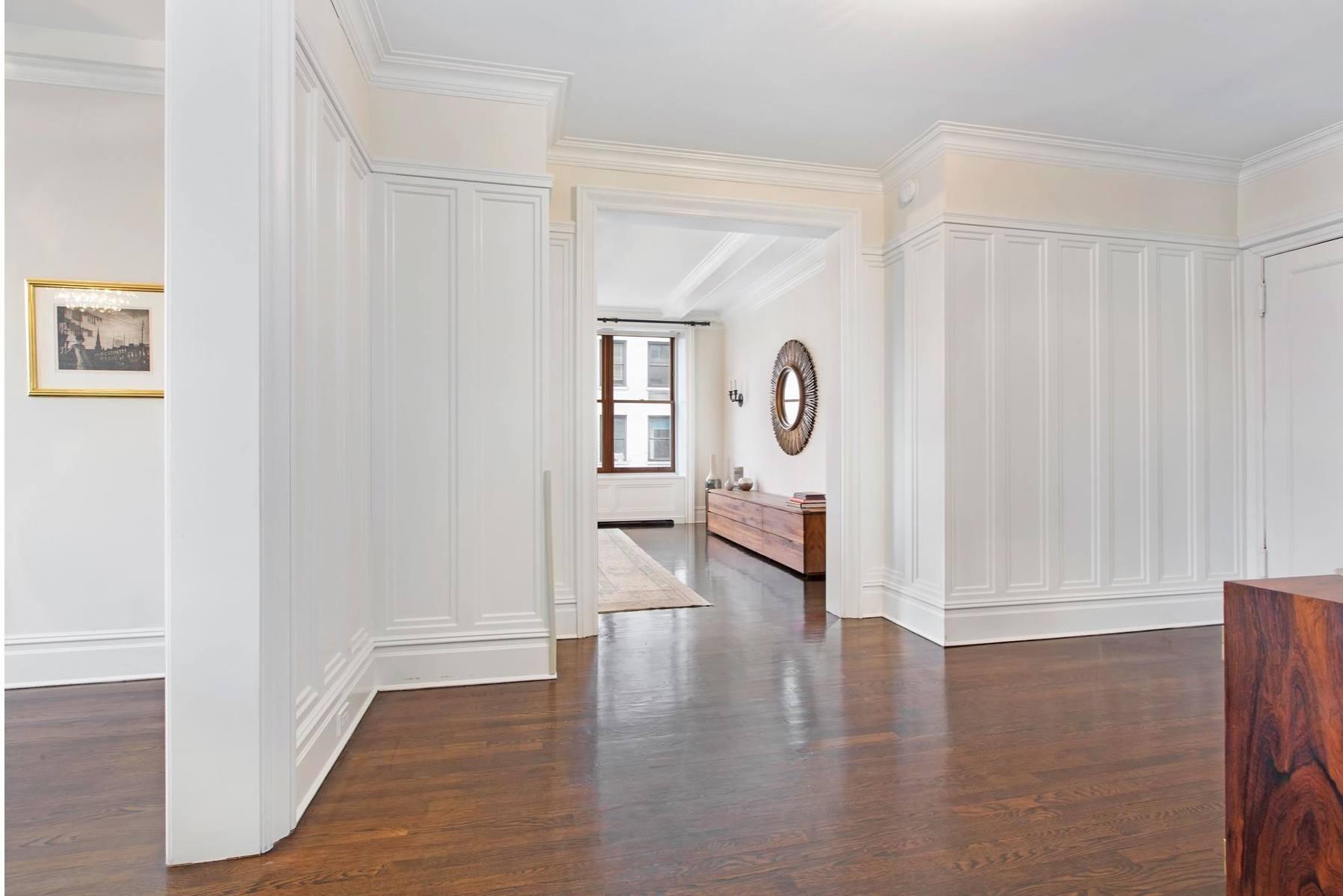 La casa dispone di oltre 500 m2
