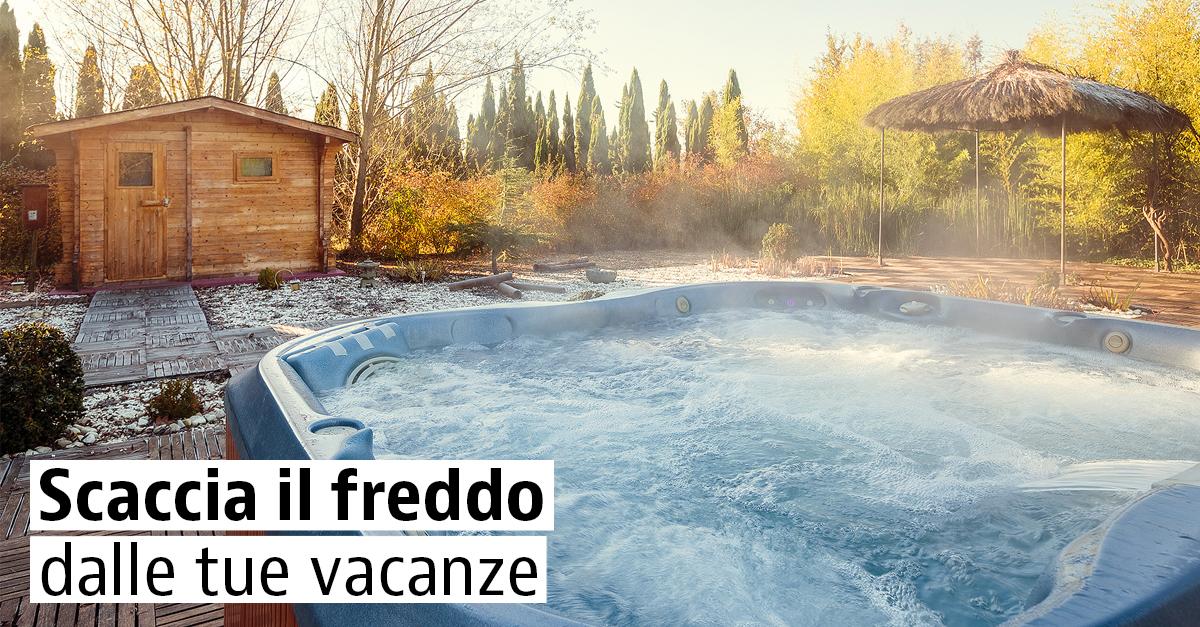 Case vacanze con idromassaggio