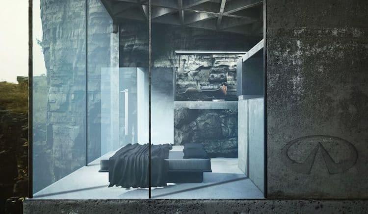 E' stata progettata dallo studio di architettura LAAV / LAAV Architects