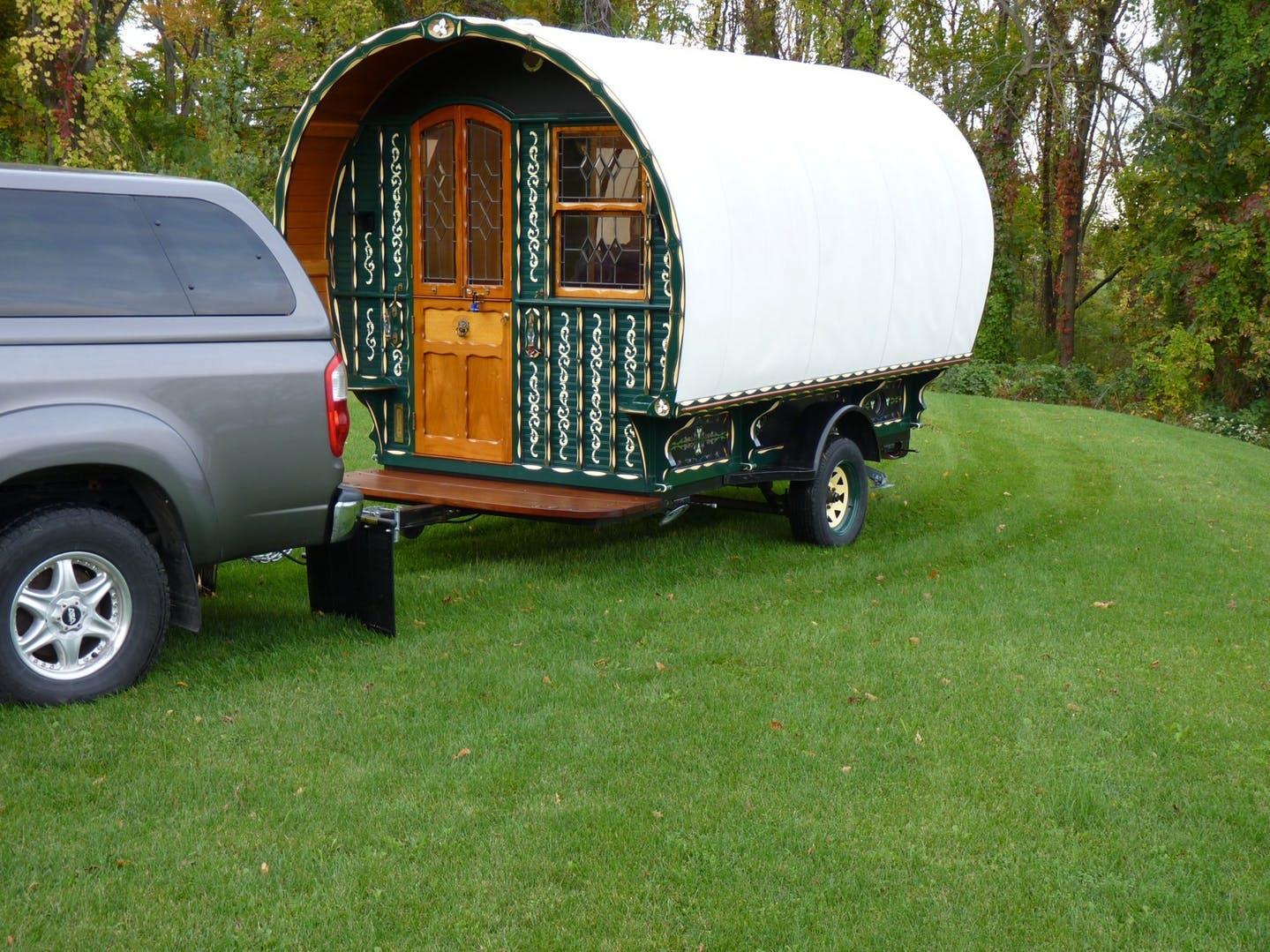 """Per viaggiare di camping o di """"glamping"""""""