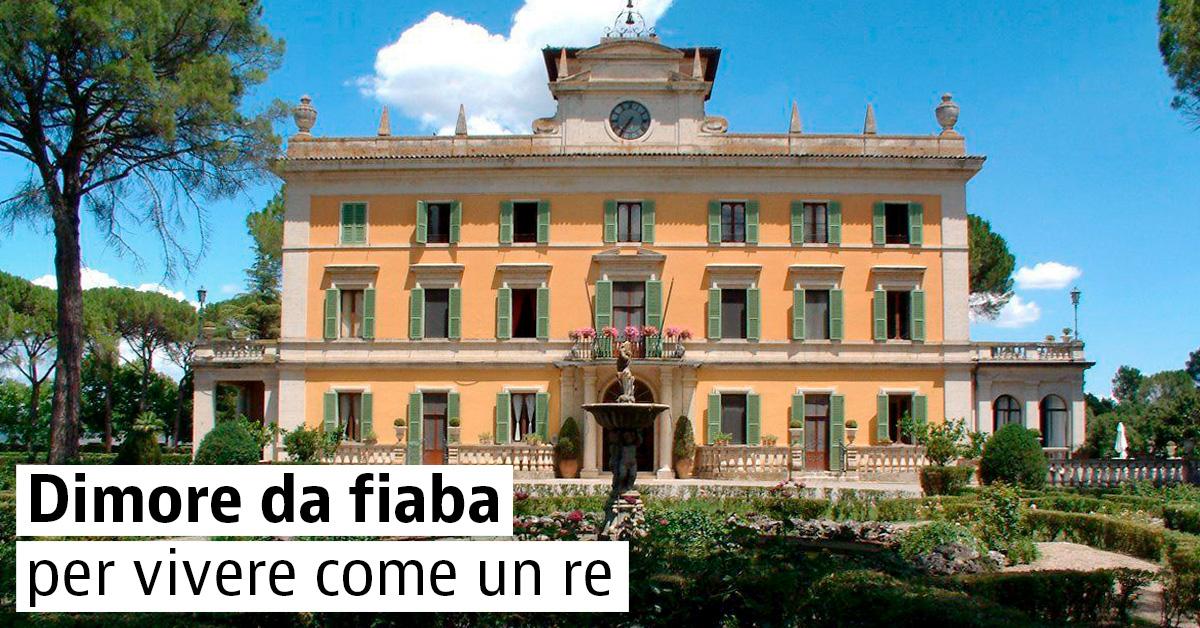 Castelli e dimore storiche vendita idealista news for Dimore milano vendita