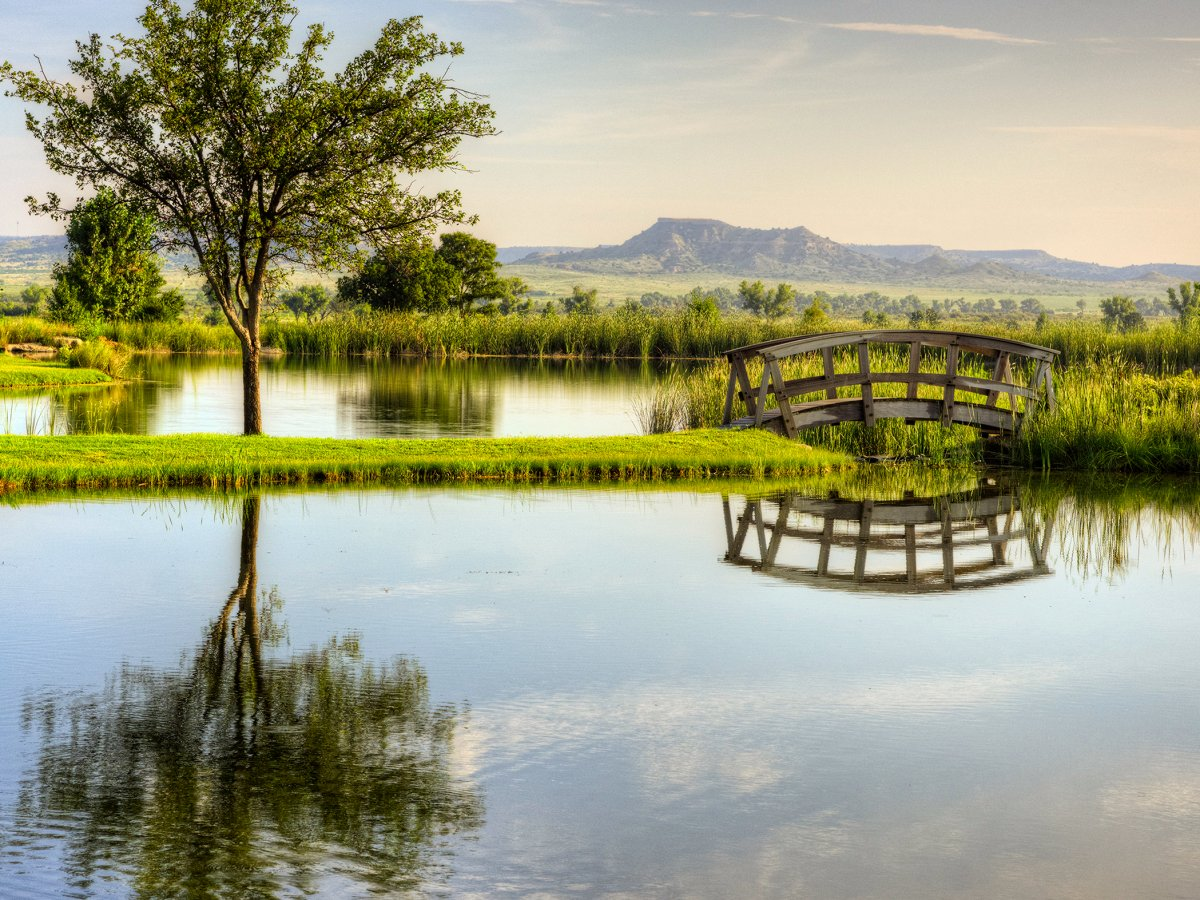 una proprietà con un enorme bellezza paesaggistica / Business Insider