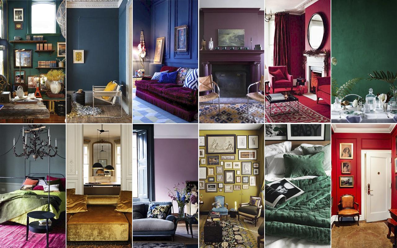 Scopri il colore ideale per decorare la tua casa a - Colore per la casa ...