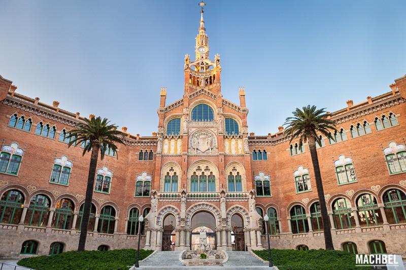 Sito modernista di Sant Pau