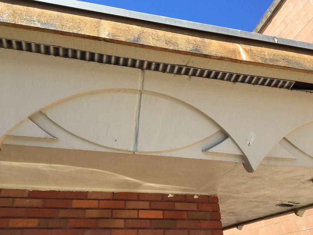 L'edificio è stato progettato dall'architetto Frank Lloyd Wright / Curbed
