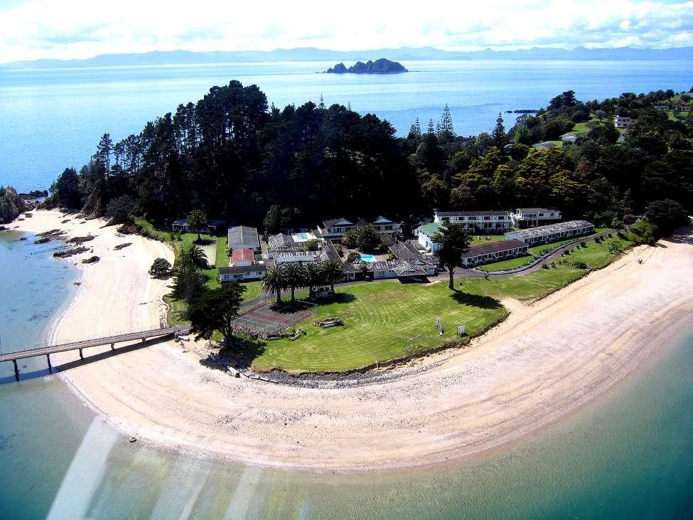 Isola Pakatoa, Aucland, Nuova Zelanda