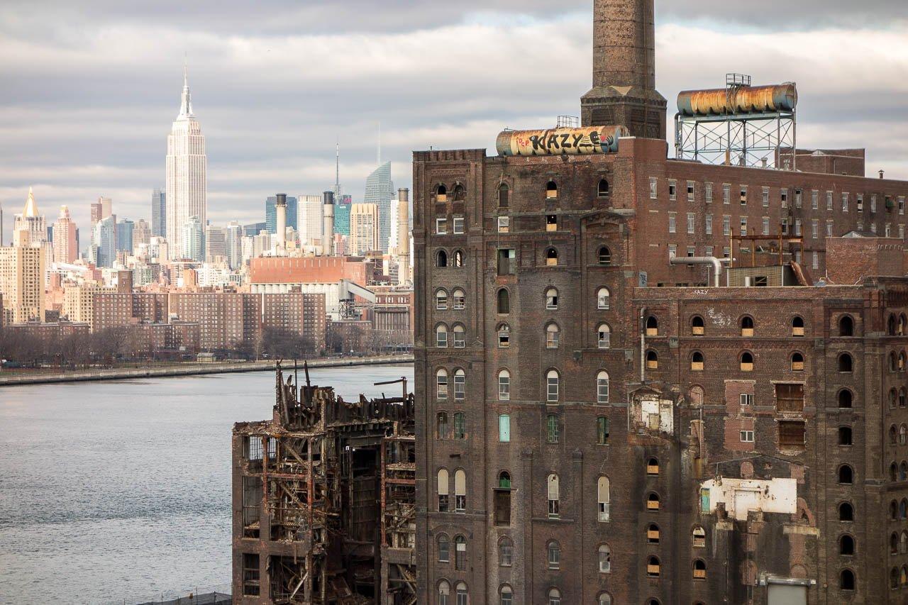 Vista di Manhattan / Tod Seelie