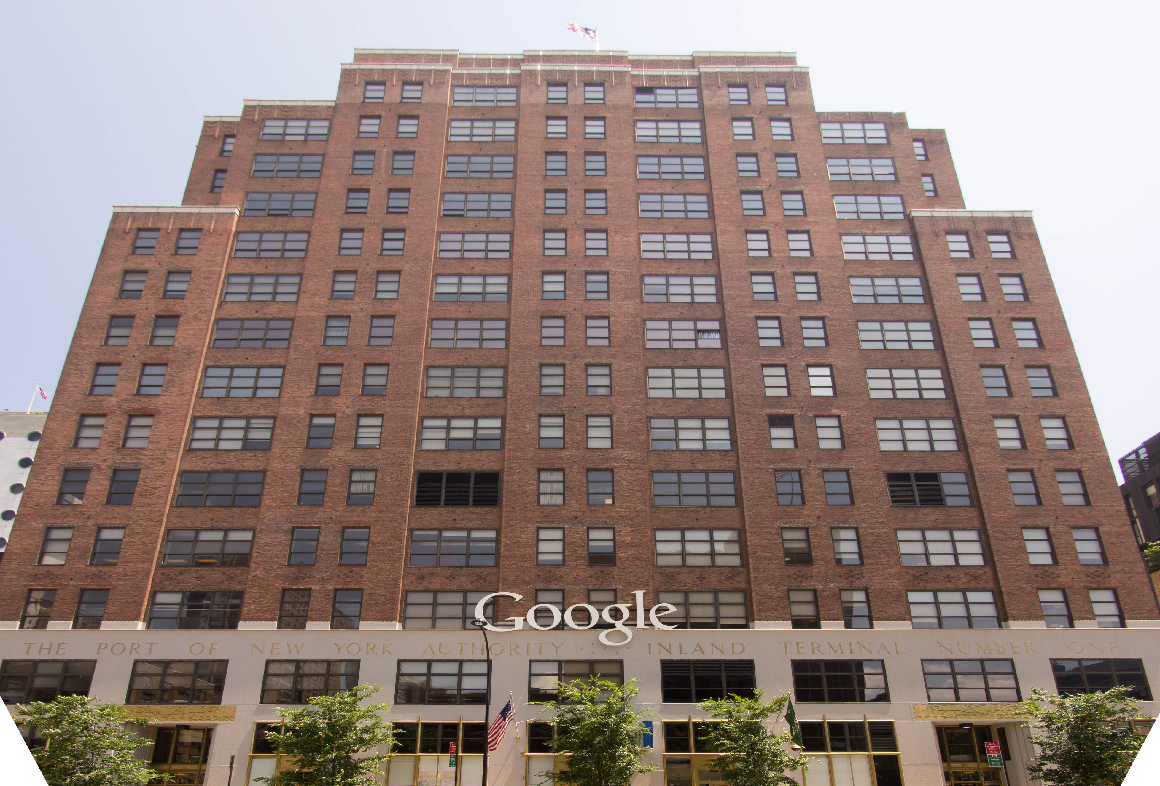 Google è arrivato in un quartiere noto per una vecchia e celebre fabbrica / Wikimedia commons