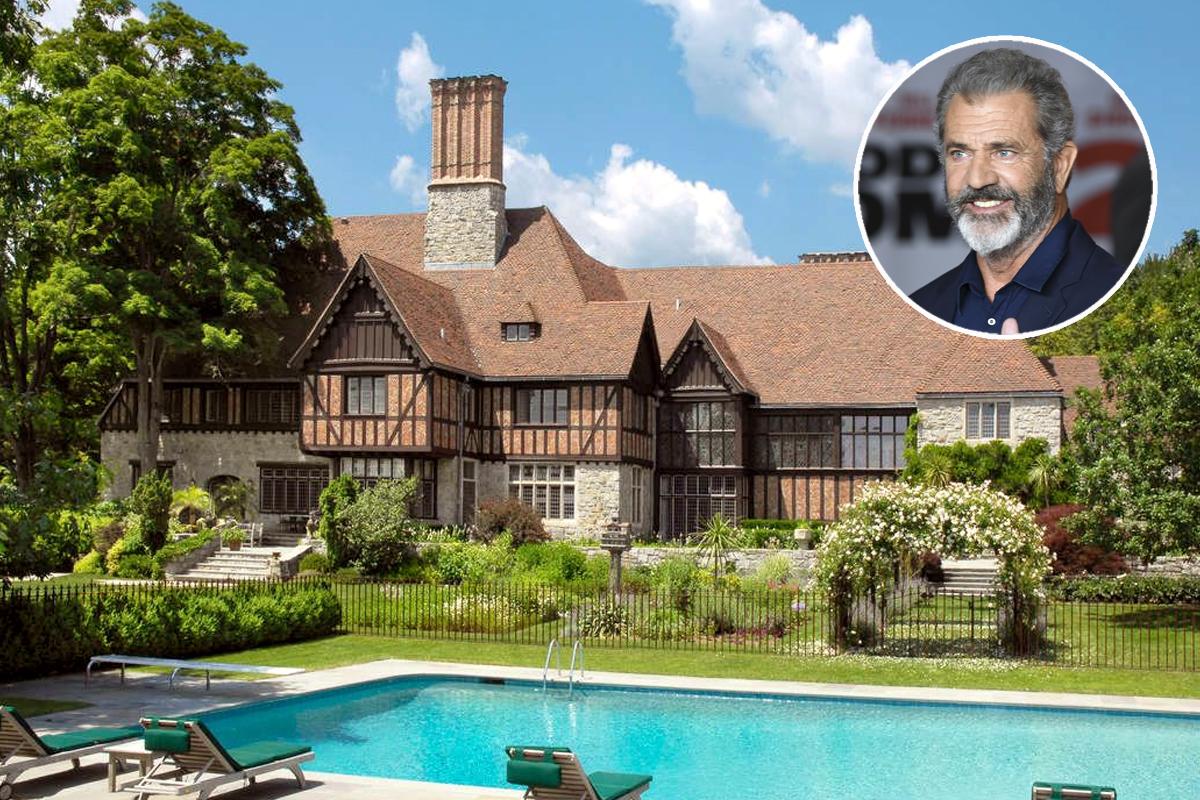 Questa villa appartenuta a Mel Gibson è di nuovo in vendita / Sotheby's International Realty