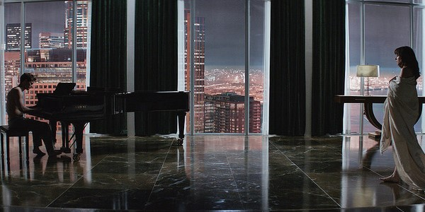 L'appartamento di Christian Grey