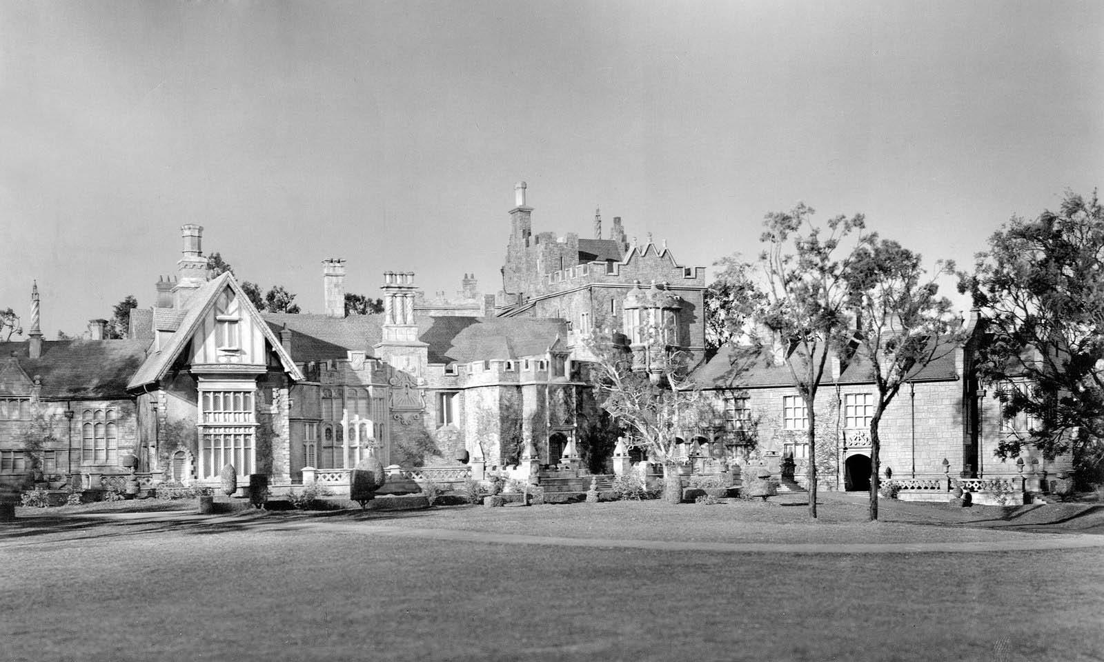 Manderley, la casa di Rebecca, la prima moglie