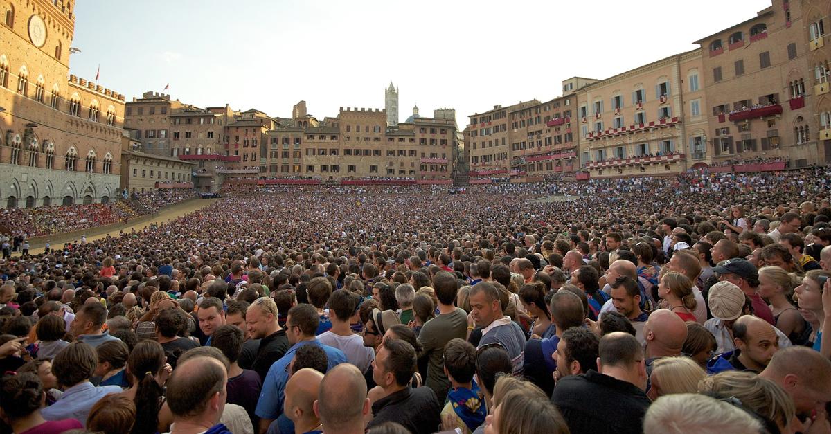 Palio di Siena 2018: città in festa per 4 giorni