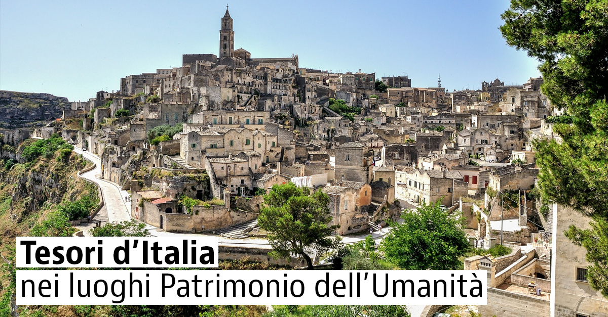 5 imperdibili siti UNESCO in Italia