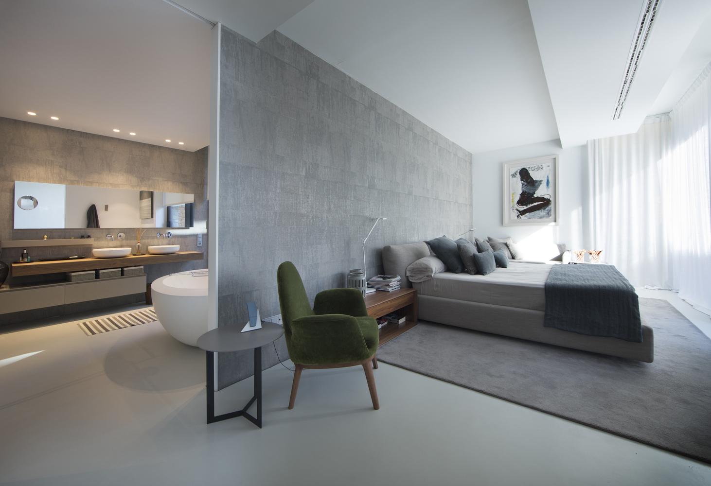 La camera da letto / Alfonso Calza