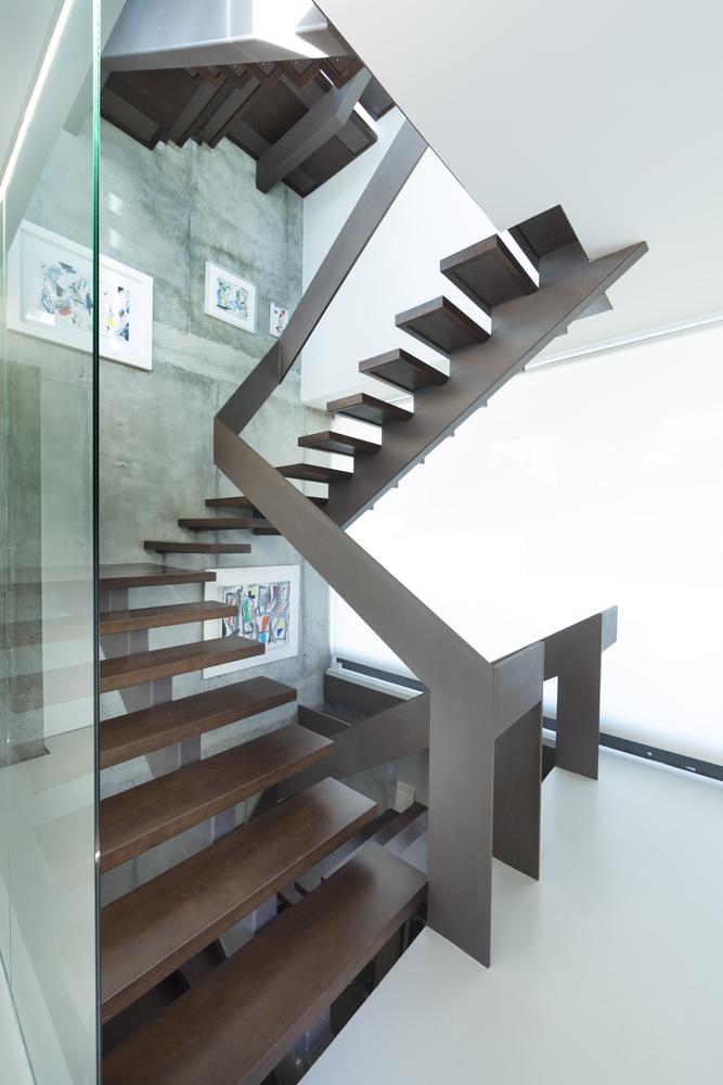 Le scale / Alfonso Calza