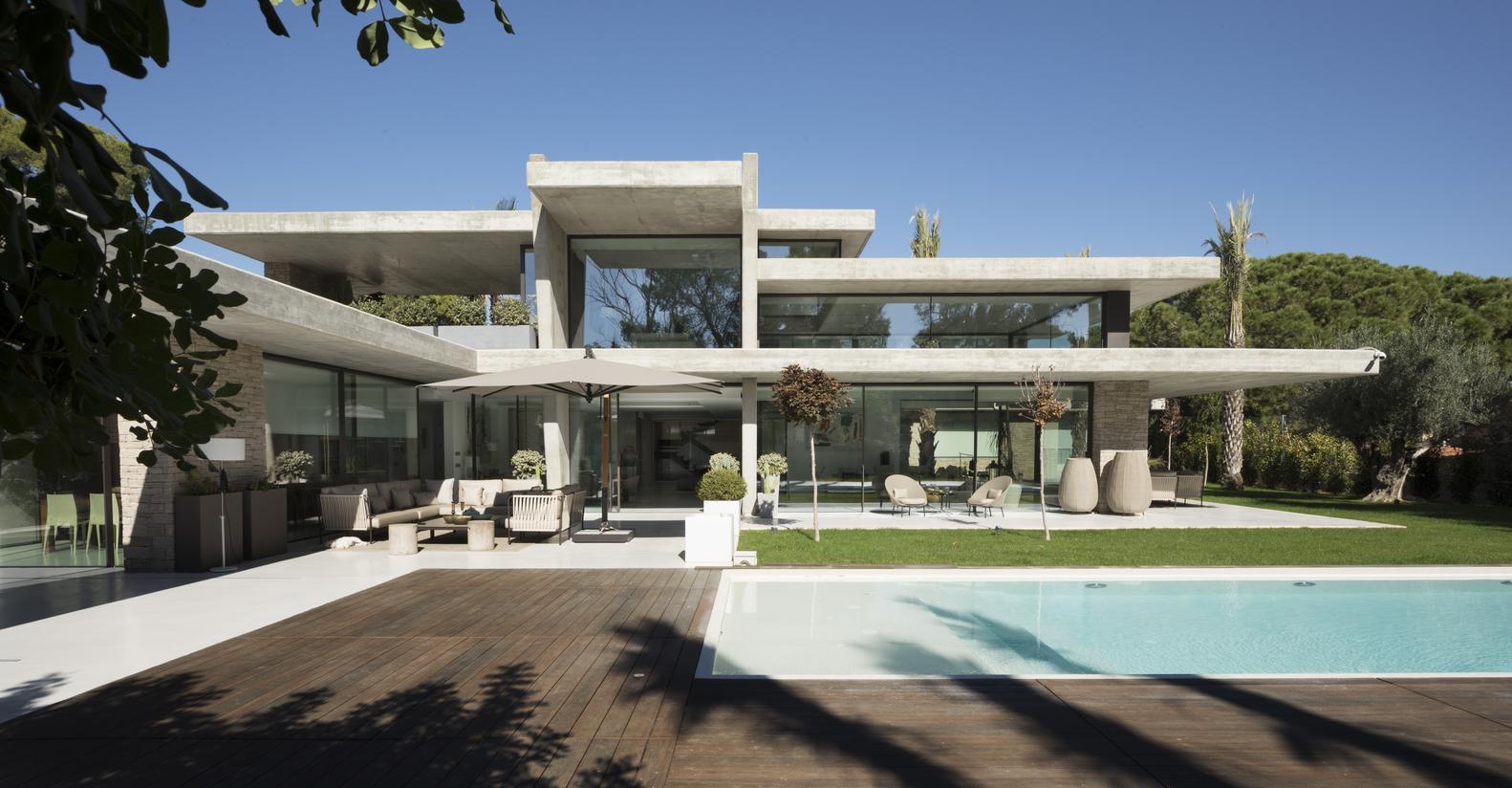 Una casa di lusso a Godella (Valencia)