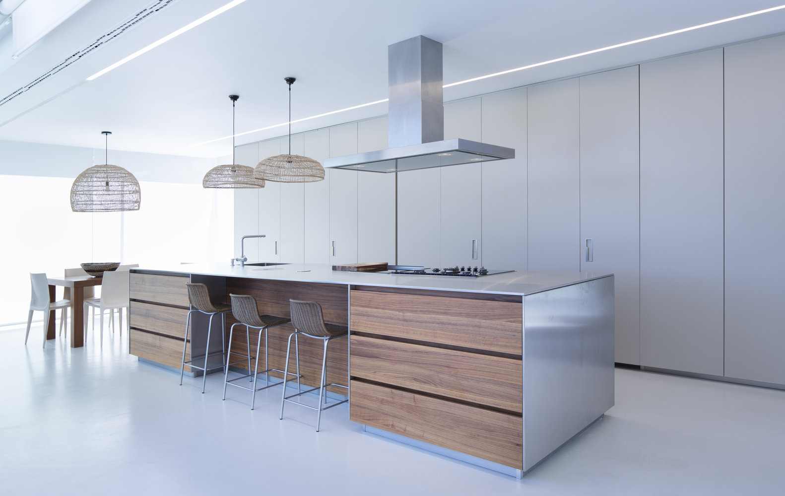 La cucina / Alfonso Calza