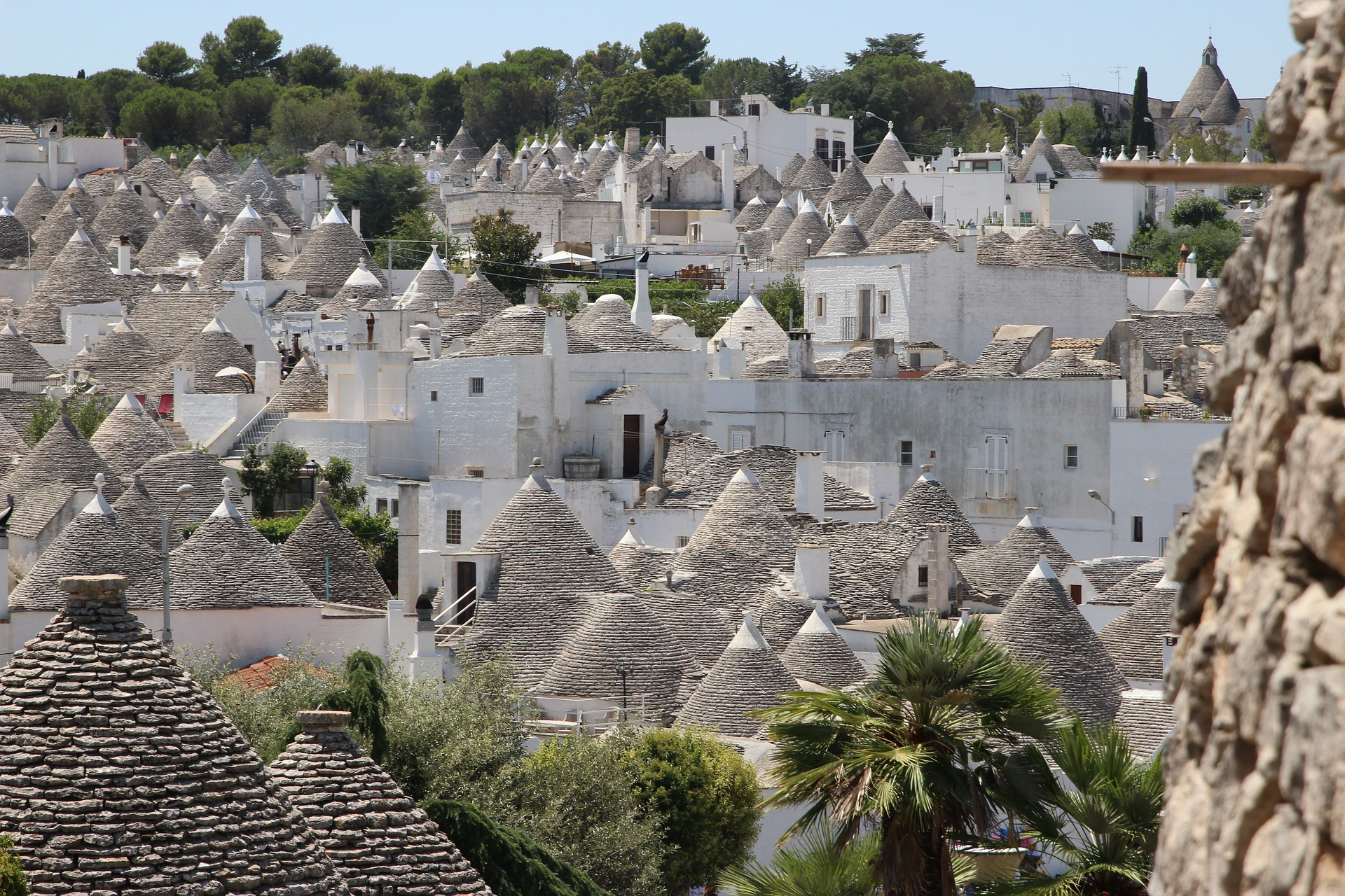 Alberobello: la città dei trulli