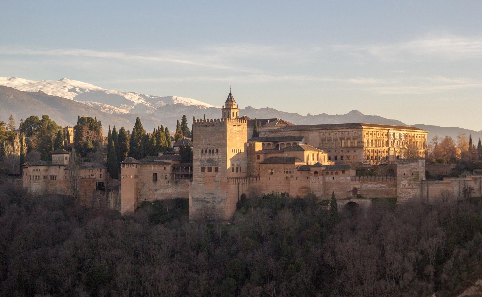 Granada: città gioiello dell'Andalusia