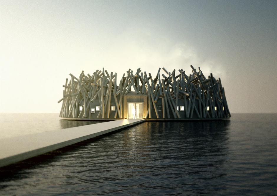 Artic Bath / Johan Kauppi