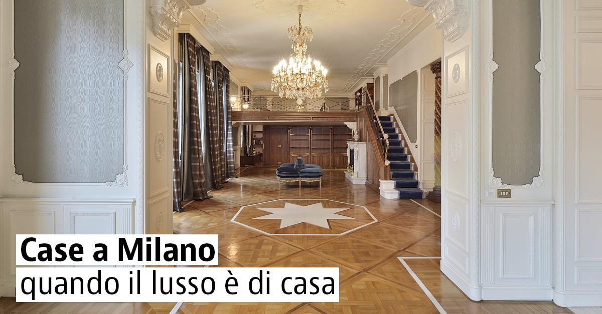 Dimore e residenze d'epoca a Milano
