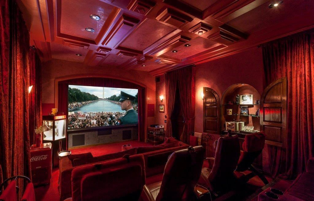 La sala cinema / Variety