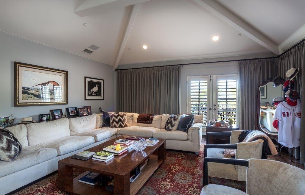 La villa di trova a Beverly Hills / Variety