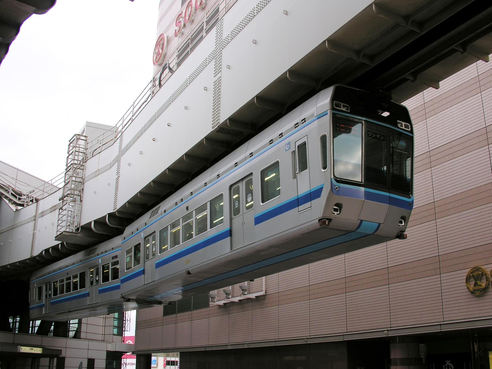 Esterno del treno