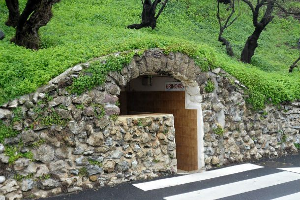 Più che un bagno sembra la casa di un hobbit / Max pixels