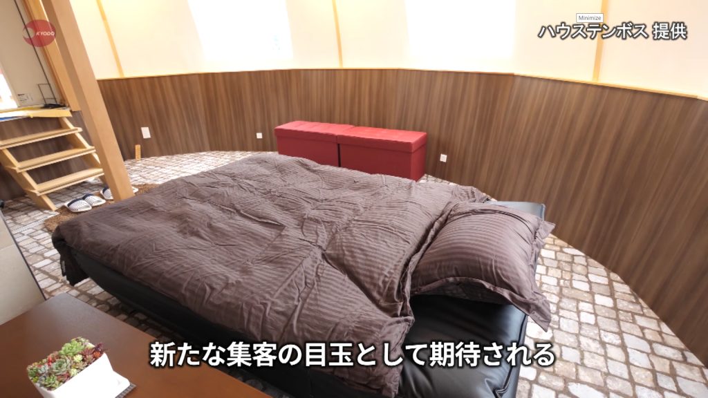 L'hotel capsula può ospitare due persone / Travel Asia