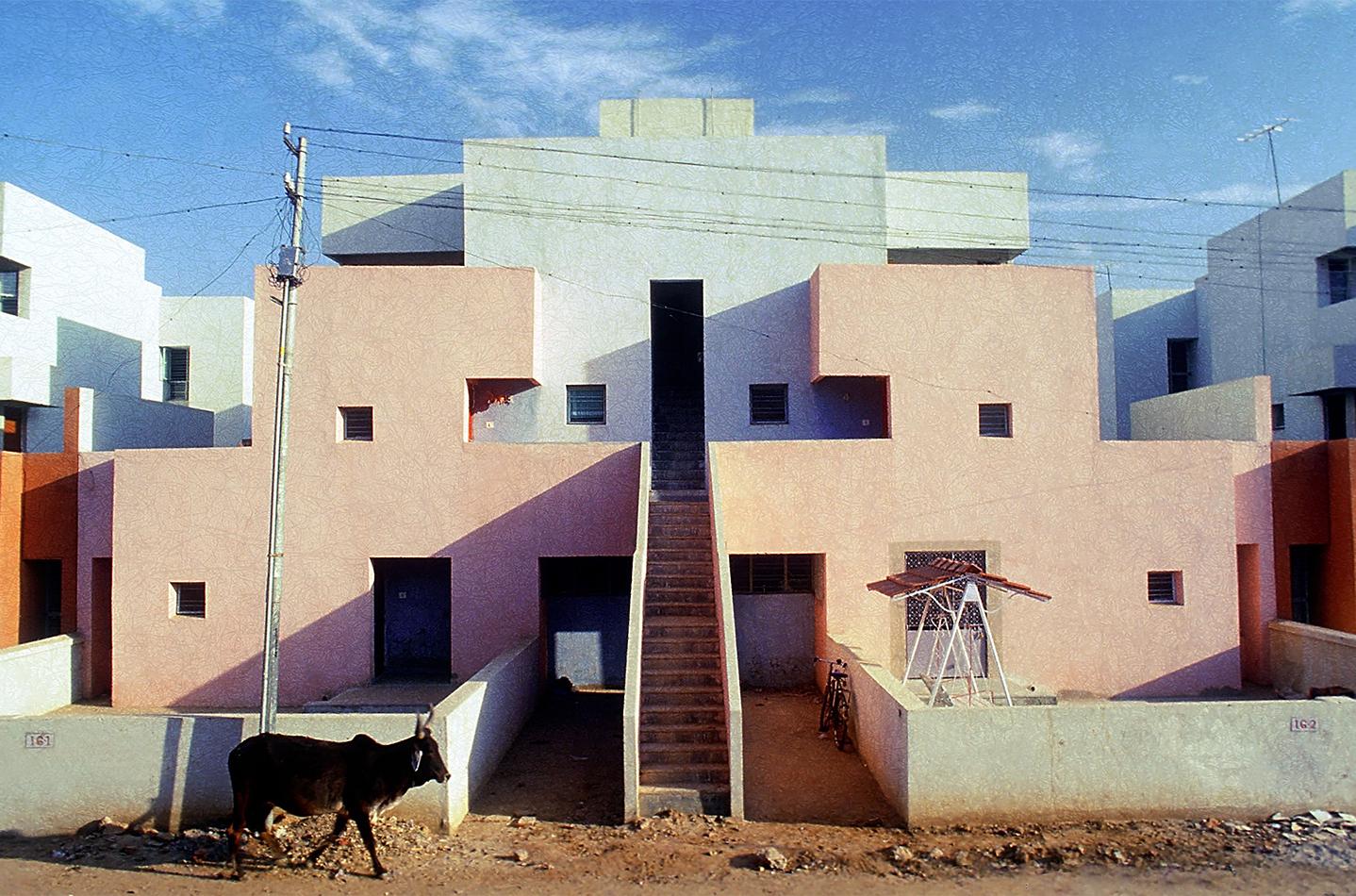 Una casa comune per Life Insurance Corporation