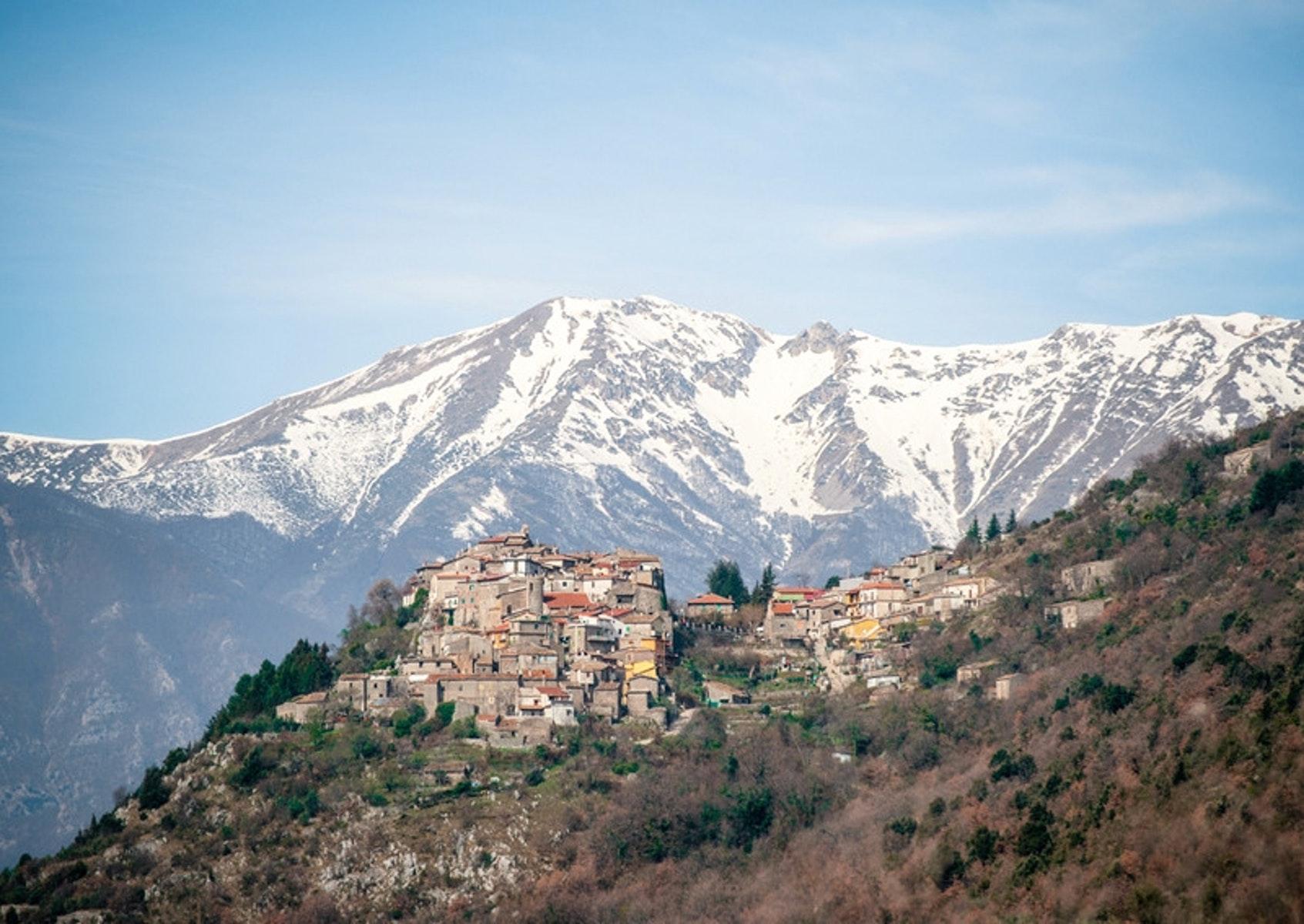 Il borgo de Morrea, San Vincenzo Valle Roveto, L'Aquila / Fai