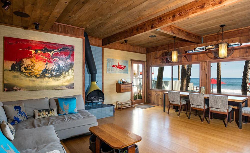 Edward norton ha messo in vendita un appartamento a malibu for Il miglior piano casa in vendita