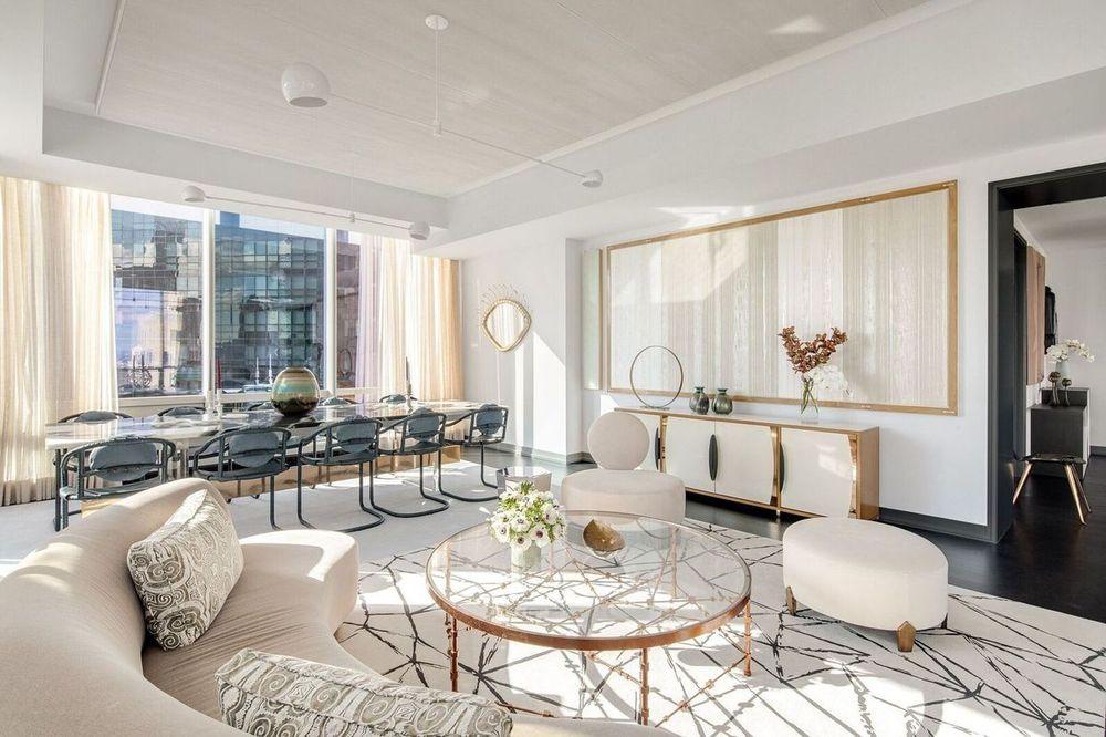 One57 è uno dei grattacieli di moda a New York