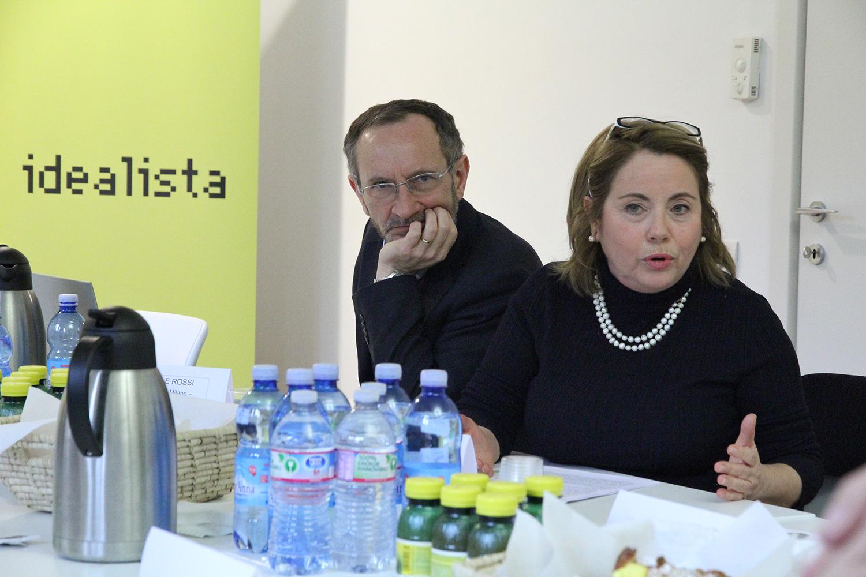 Rosa Cioffi e Achille Rossi