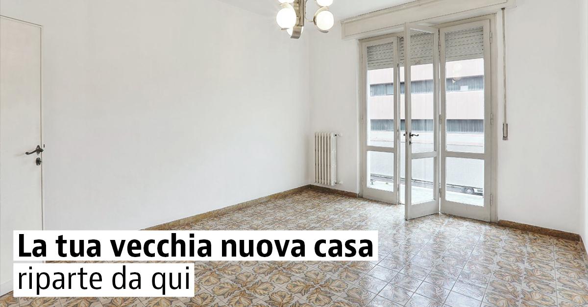 Case da rifare a buon prezzo nelle città italiane
