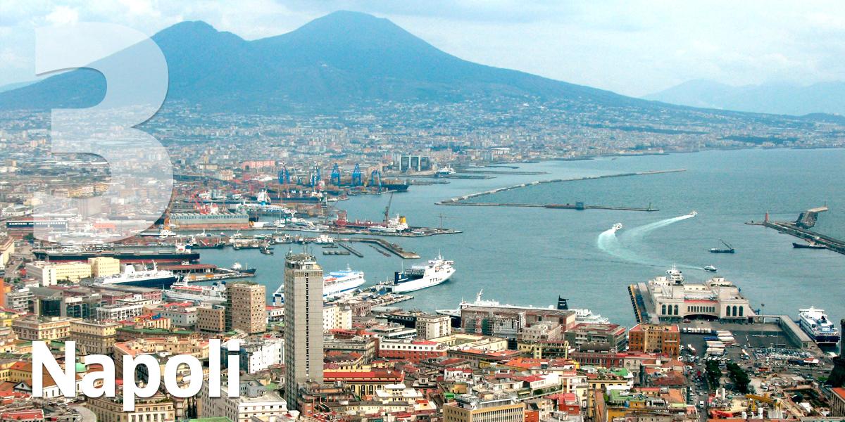 Napoli: Irap 4,97% , Imu 1,06%, Tasi 0,33%