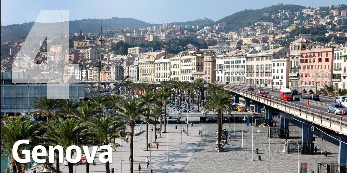 Genova: Irpef 3,13% , Imu 1,06% , Tasi 0,33%