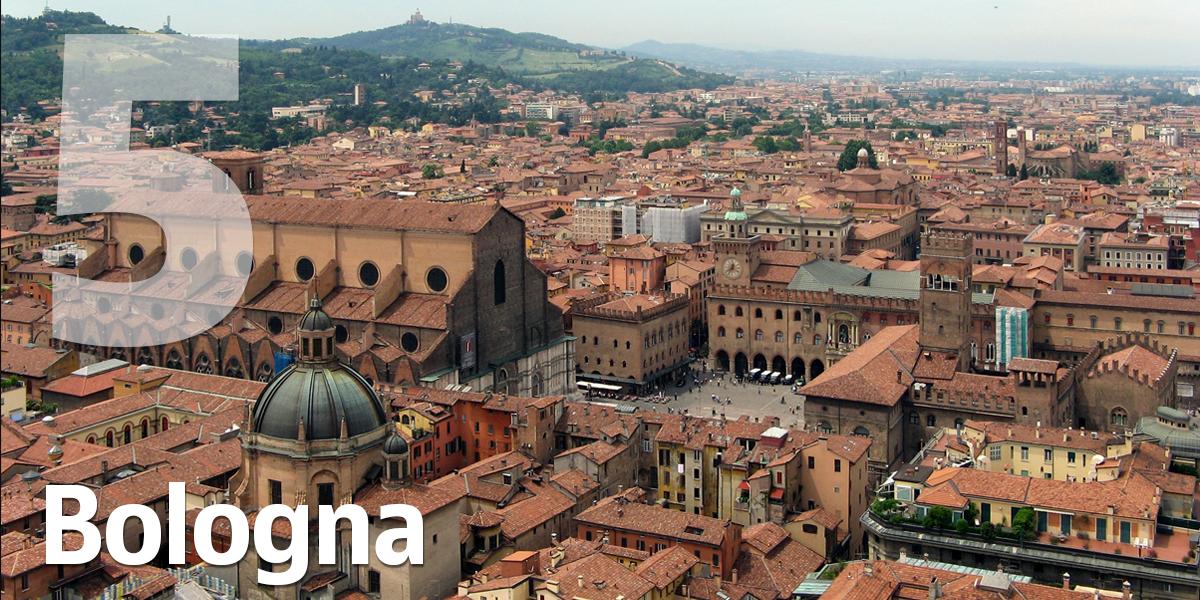 Bologna: Irpef 3,13%, Imu 1,06%, Tasi  0,33%