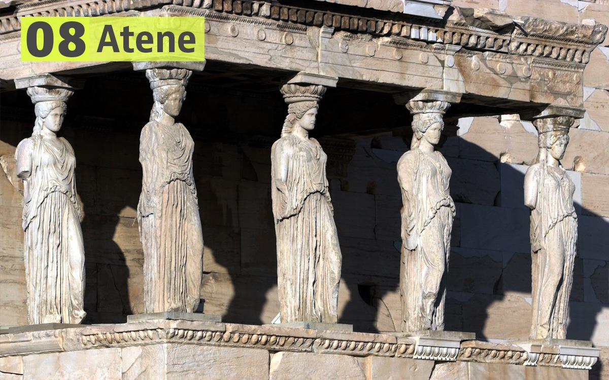 Atene (Grecia): 230 euro