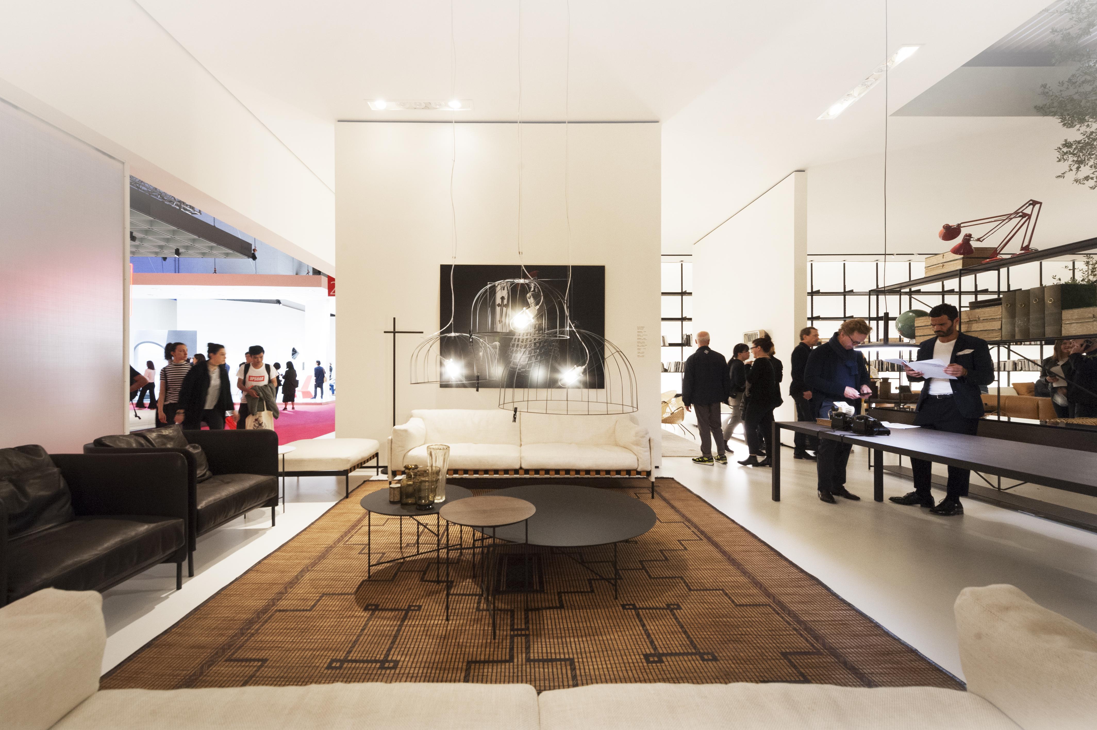 Salone Internazionale del Mobile 2018 / Courtesy Salone del Mobile.Milano - SMI DePadova AR