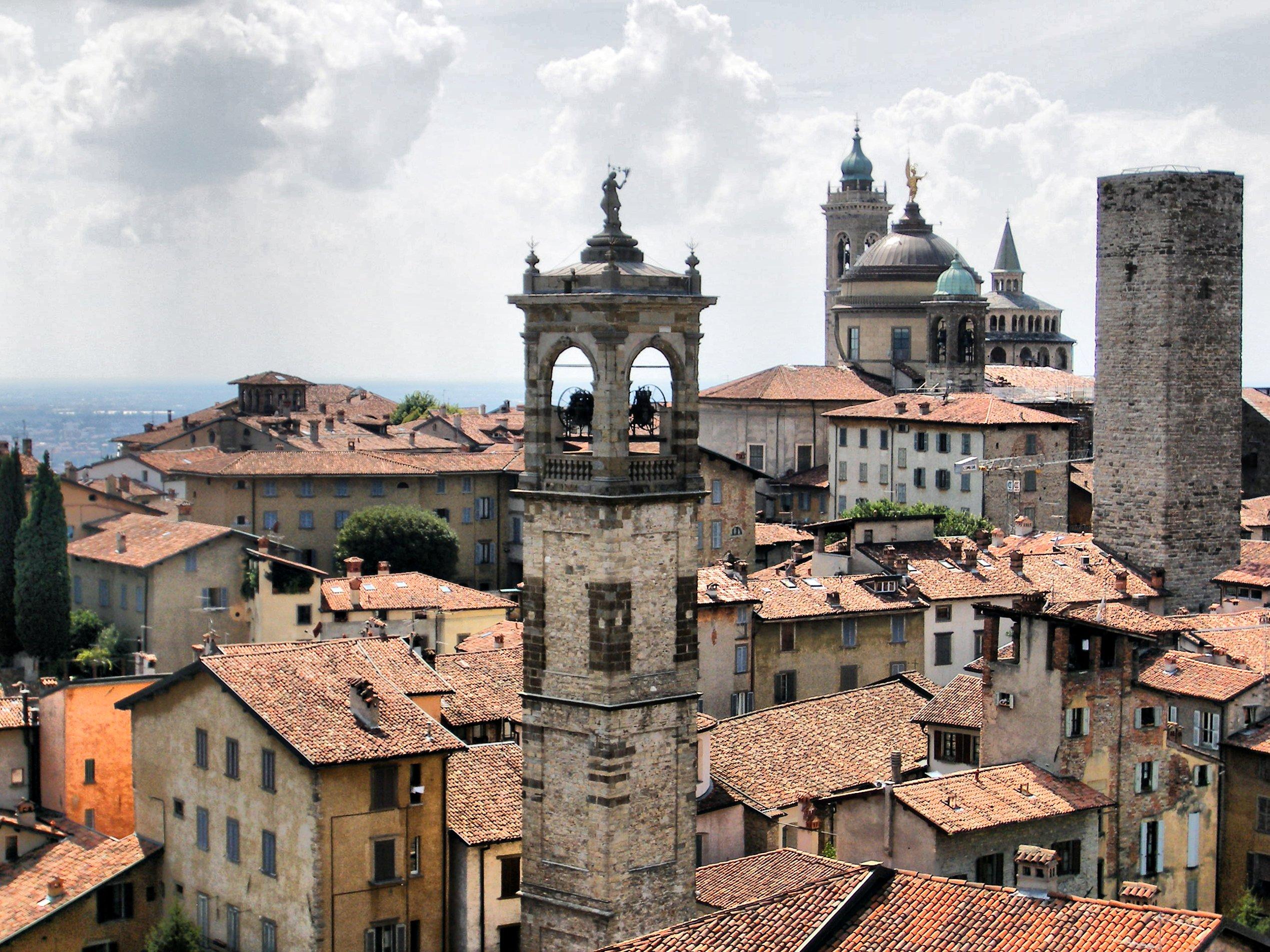 Bergamo: Fiera dei Librai