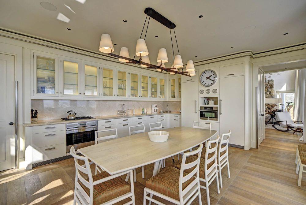 La superficie della casa è di 278 m2 / Chris Foster