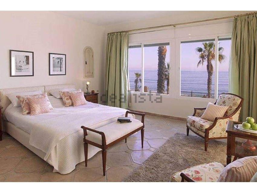 Alcune stanze hanno una vista sul mare