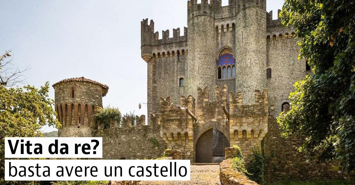 Bellissimi castelli in vendita