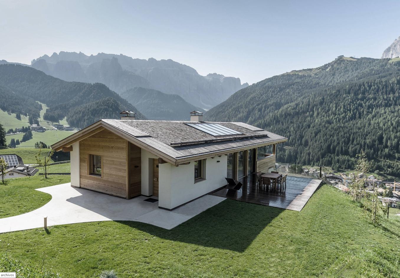 Come costruire una casa a risparmio energetico idealista news - Come costruire una casa in miniatura ...