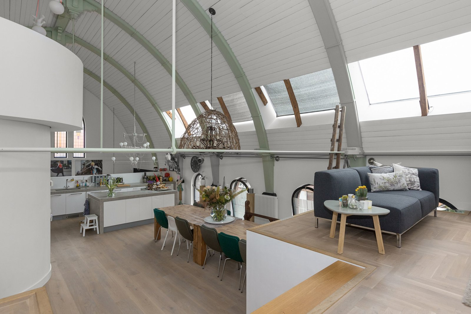 La superficie dell'immobile è di 290 m2 / Sotheby's