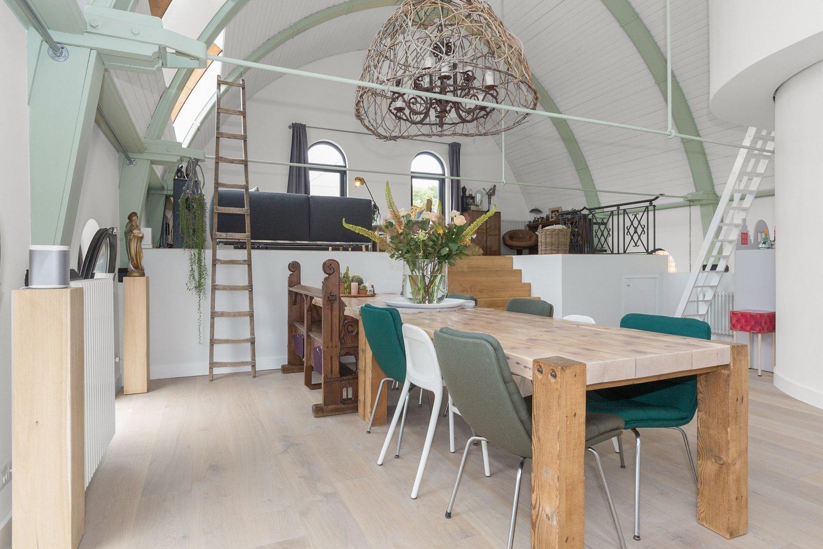 La sala da pranzo / Sotheby's