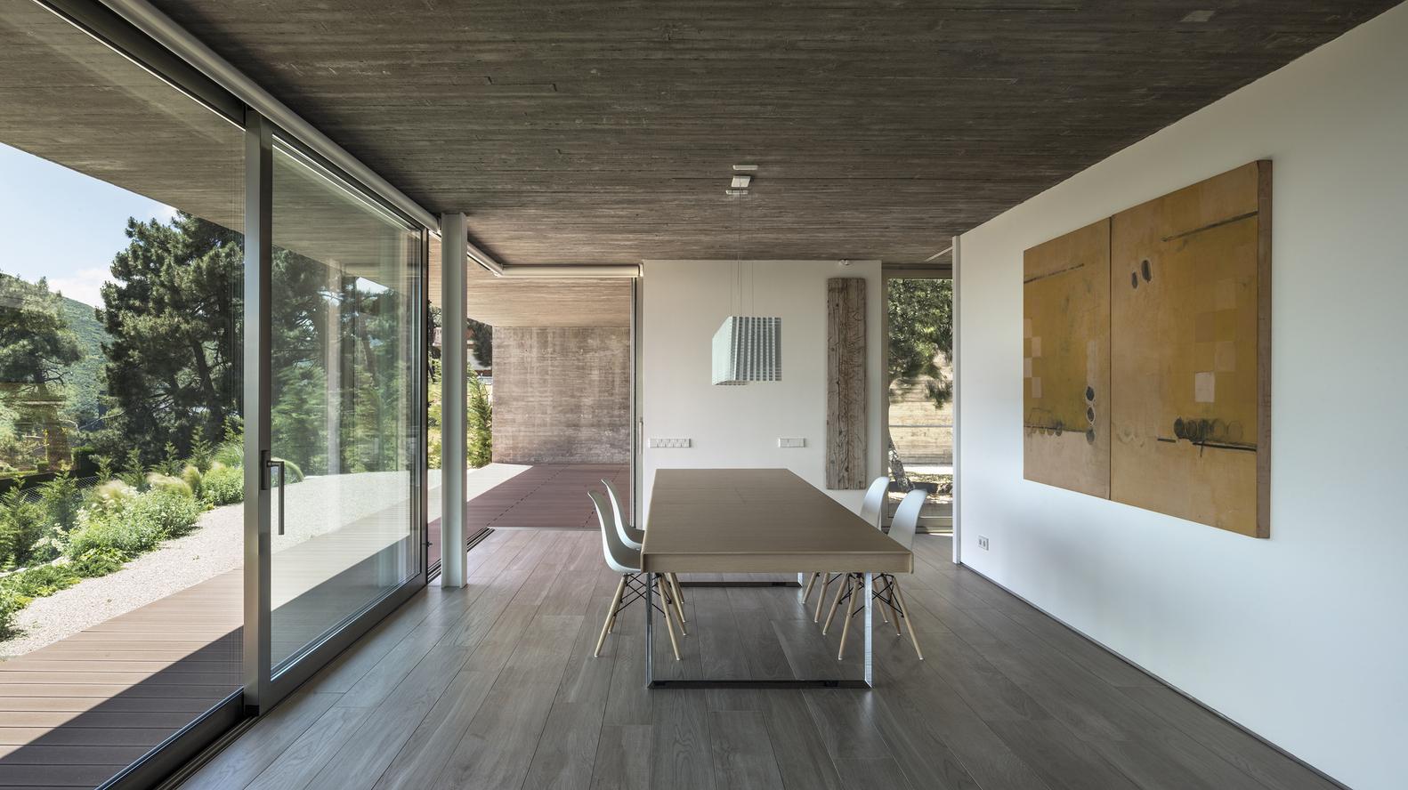 La sala da pranzo / Jesús Granada